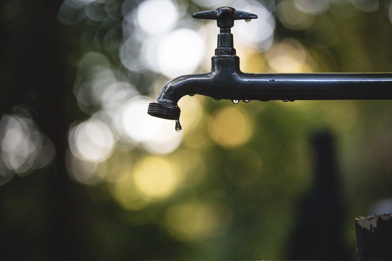 Image of saving water