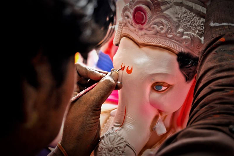 Ganesh_Idol_in_Making_By_Anis_Shaikh_03