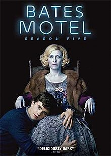 "Image of the psychotic TV show ""Bates Motel"""
