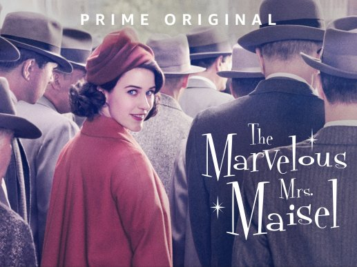 "Image of Amazon Prime Original ""The Marvelous Mrs Maisel"