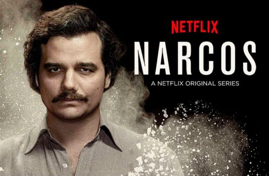 "Image of Netflix's Original Series ""Narcos"""