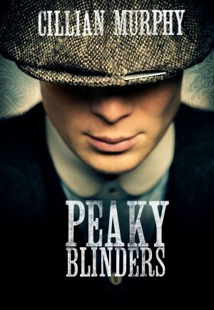"Image of the British TV show ""Peaky Blinders"""