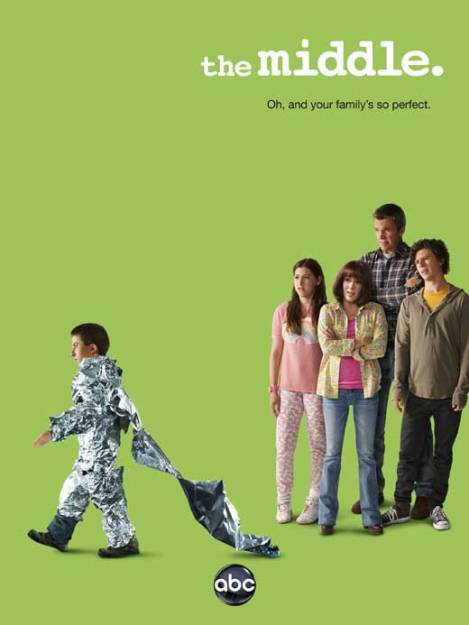 Image of the ABC's The Middle TV series