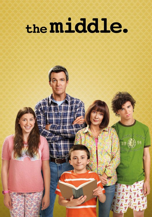 "Image of the American sitcom ""The Middle"""