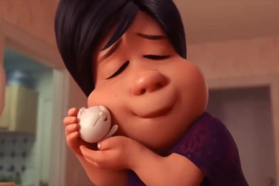 "Image of the Animated Short Film ""Bao"""