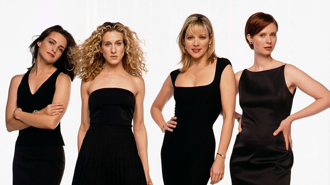 Image of the American Sitcom Sex and the City